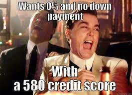 Bad Credit Meme - typical bad credit customer quickmeme