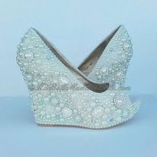 wedding shoes montreal best 25 wedge wedding shoes ideas on bridal wedges
