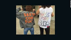 gender equal dress codes students call for fairness cnn