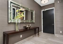Powder Room Pics Entry Bar U0026 Powder Room Joei Mcintire Design