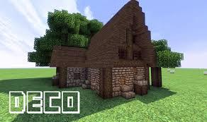 Minecraft Deco Interieur by Minecraft Creer Une Maison Medievale Minecraft Pinterest