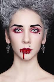 Halloween Vampire Costumes 20 Vampire Halloween Makeup Inspire Vampire Makeup