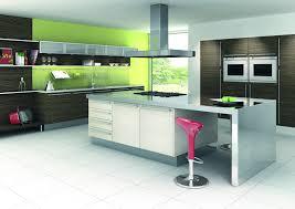 exemple cuisine moderne modele de cuisine moderne en bois collection photo décoration
