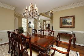 Chic Chandelier For Dining Fair Crystal Chandelier Dining Room - Crystal chandelier dining room