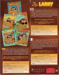 si e pour le dos leisure suit larry collection series 1997 dos box cover