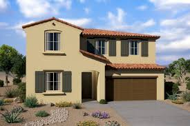 Spanish Colonial Homes by Affinity At Montana Vista New Homes In Laveen Az