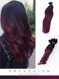 purple hair extensions colorful hair extensions vpfashion