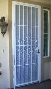 Exterior Door Security Home Front Door Security Home Depot Exterior Security Door Hfer