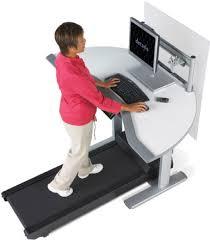 Computer Desk Treadmill How To Set Up A Treadmill Desk Macworld