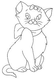 c is for cat coloring page cat coloring page animals town animal color sheets cat picture
