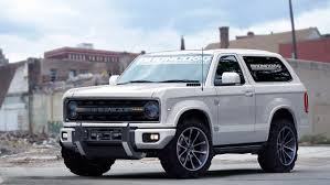 ranger ford 2017 ford confirms new ranger and new bronco for 2019 and 2020