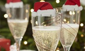 diy festive drinks display pieces inspiration