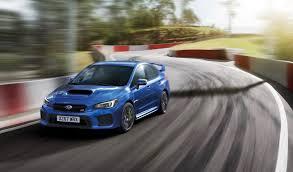 baby driver subaru subaru wrx sti final edition launches in the uk the torque report