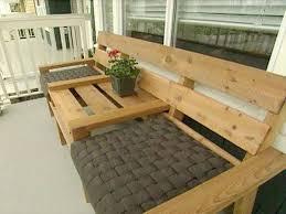 palette canapé faire un salon de jardin en palette deco cool