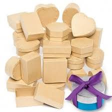 mini craft boxes bulk pack mini craft and wedding