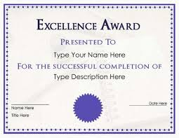 52 free printable certificate template examples in pdf word