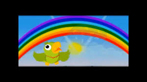 how a rainbow is formed made videos for kids kindergarten