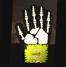 Halloween Skeleton Hand by Bloody Horror Skeleton Skull Toilet Seat Lid Top Cover Cling
