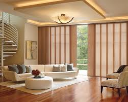unique window panels with large window panel track blinds mt