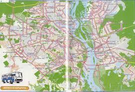 Kiev Map автобусных маршрутов киева карта схема киевских автобусов Map
