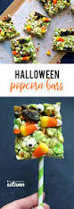 easy halloween popcorn balls or bars it u0027s always autumn