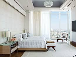 White Bedrooms Done Right Photos Architectural Digest - Architecture bedroom designs