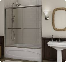 Bathtubs With Glass Shower Doors Glass Doors On Bathtub Search Condo Upgrade Pinterest