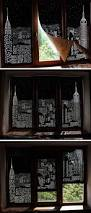 modern blackout curtains turn windows into penthouse views of a