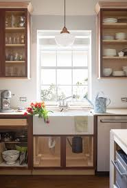 how to install farm sink in cabinet how to install a farmhouse sink diy designs