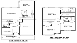One Level Home Floor Plans Baby Nursery One Level House Floor Plans Single Level House