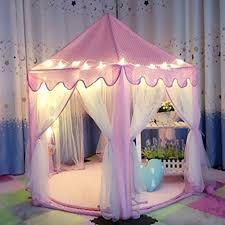 amazon com isperfect kids indoor princess castle play tents