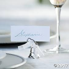 Wedding Place Bell Wedding Place Card Holders