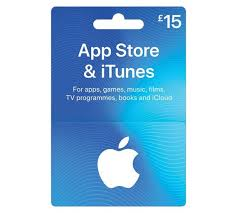 15 gift cards buy 15 app store and itunes gift card at argos co uk your