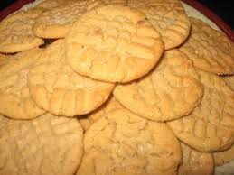 peanut butter cookies busy nothings