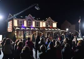 berks county family relishes u0027the great christmas light fight