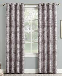 Grommet Curtains 63 Length 63 Inches And Under Curtains And Window Treatments Macy U0027s