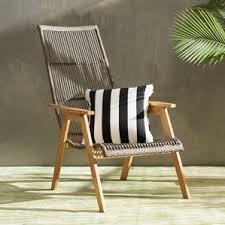 Teak Deck Chairs Teak Patio Furniture You U0027ll Love Wayfair