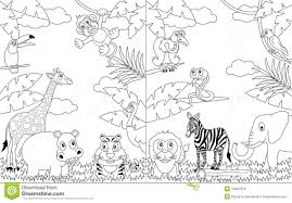 9 images of african savannah coloring page printables grassland