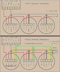 mains smoke alarm wiring diagram unique smoke alarms in series