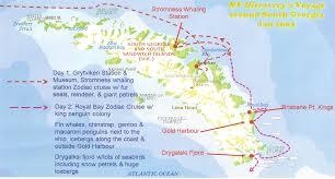 Magellan Route Map by South Georgia Jpg