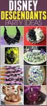 halloween bday party ideas 145 best disney descendants birthday party ideas images on