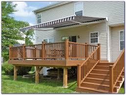 Awning Ideas Patio Retractable Awning Ideas Patios Home Decorating Ideas