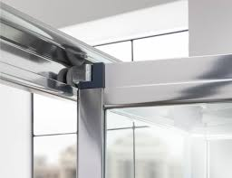 edge bifold shower door in bifold door luxury bathrooms uk