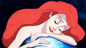 the little mermaid lyric video part of your world sing along