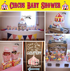 circus baby shower circus baby shower circus carnival party ideas