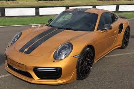 how fast is a porsche 911 turbo porsche 911 turbo s exclusive series revealed at goodwood festival