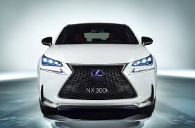lexus nx 300h electric range the lexus nx 300h powertrain