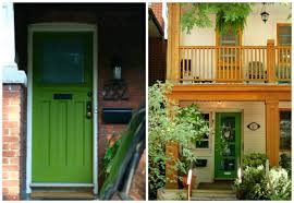 front door paint colors red brick house green light meaning for