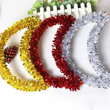indoor and outdoor merry ornaments decoration ribbon cheap