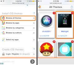 iphone themes that change everything installing themes on your iphone without a jailbreak
